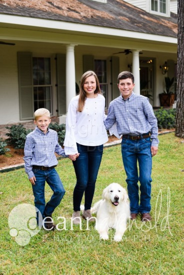 Webb Family Fall 2017